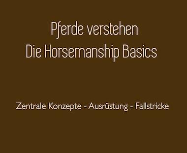 Die Horsemanship Basics